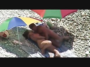 Beach Fun Under The...