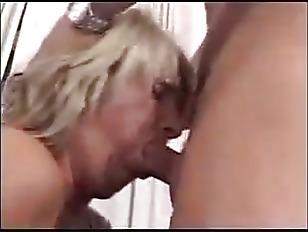 Mature Euro Cougar Blondie...