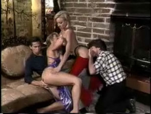 Foursome With Johnni Black...