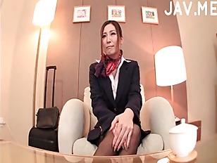 Picture The Flight Attendant Deep Throat Master