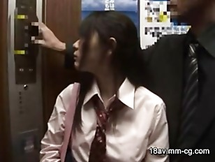 Picture Young Girl 18+ Girl Sucking Cock In Elevator