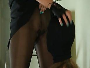 Secret Babes Sucking Strap...