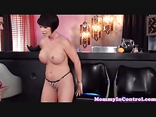 Dominant Milf Doggystyled Until...
