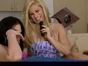 Picture Two Big Tits Lesbians Film Their Own Fucking