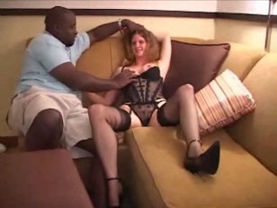 Filming his swinger wife...