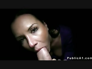 Picture European Amateur Fucking In Public Garage