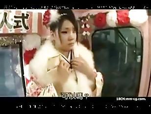 Classy Japanese Naughty Cougar...